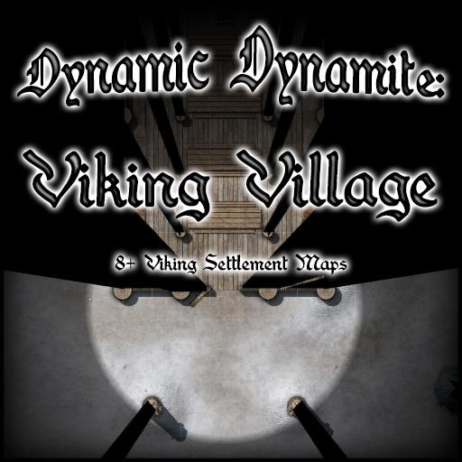 Dynamic Dynamite: Viking Village