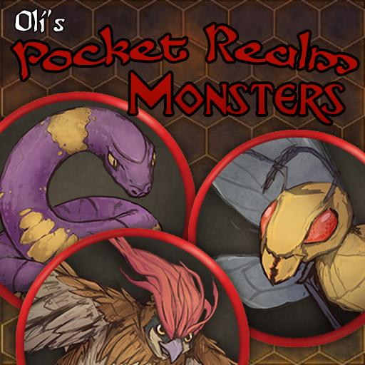 Oli's Pocket Realm Monsters