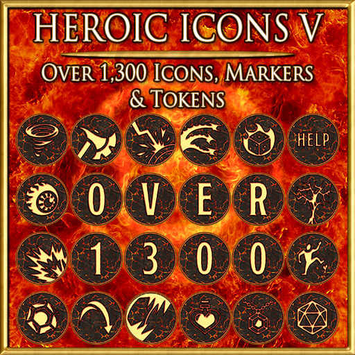 Heroic Icons 5