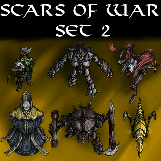 Scars of War Set 2