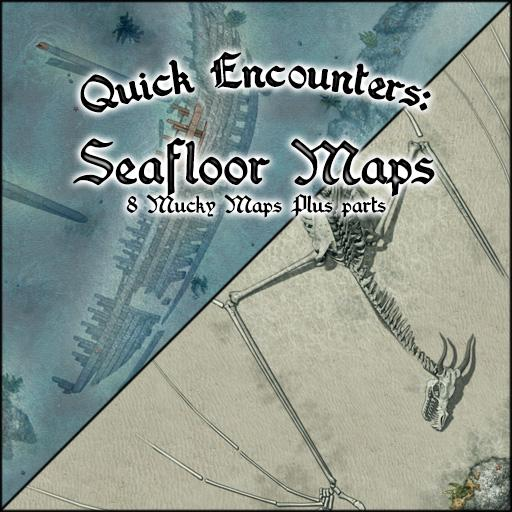 Quick Encounters: Seafloor Maps