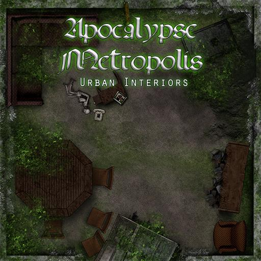 Apocalypse Metropolis: Urban Interiors