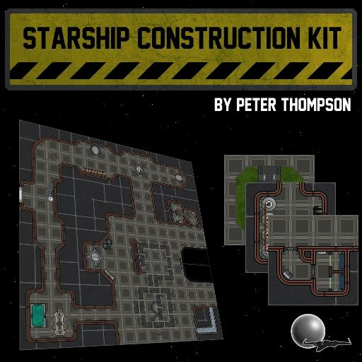Starship Construction Kit
