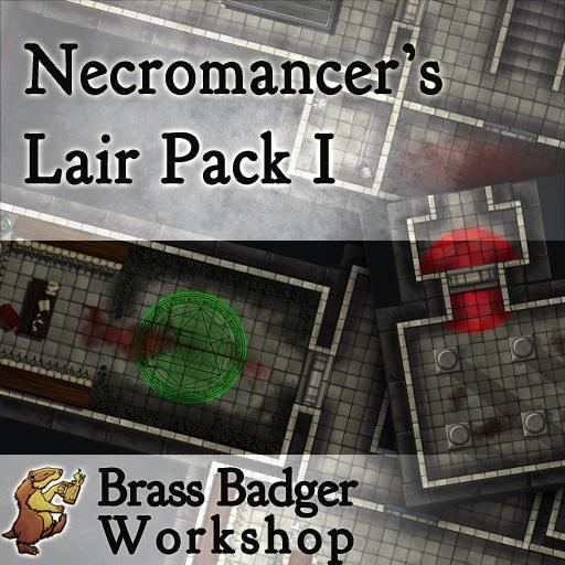 Necromancer's Lair Pack I