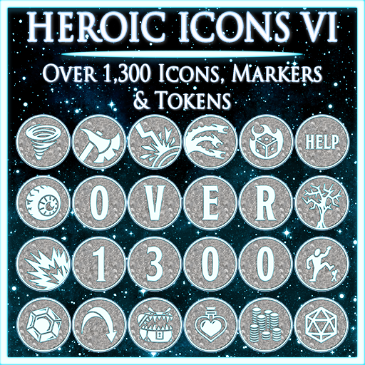 Heroic Icons 6