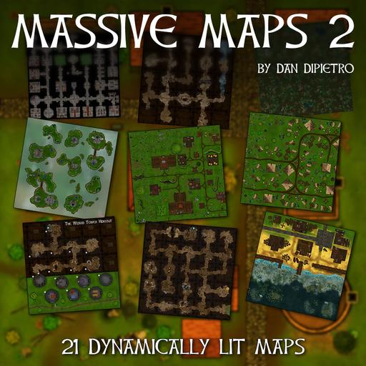 Massive Maps 2