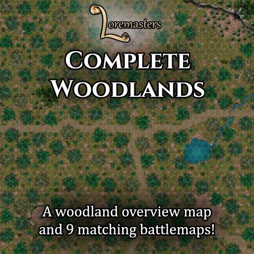 Complete Woodlands
