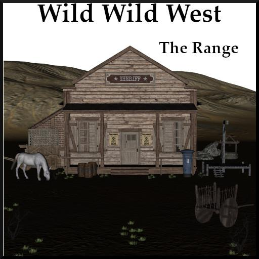 Wild West: Range set