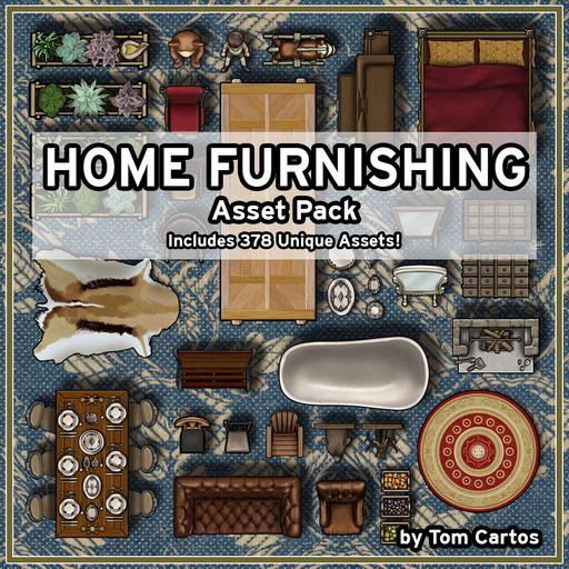 Home Furnishing Asset Pack