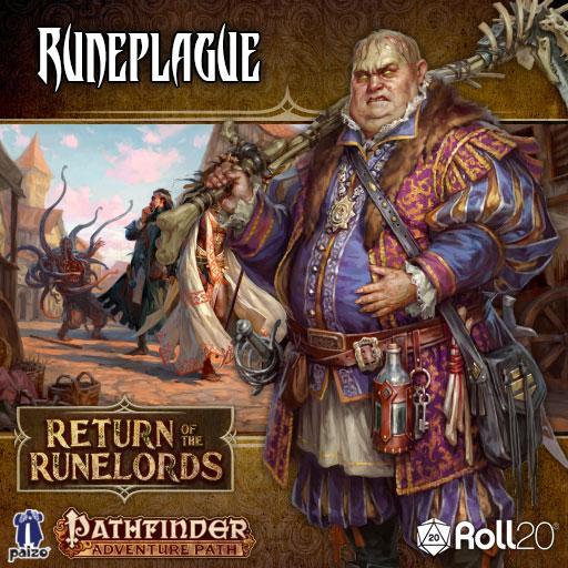 Return of the Runelords (3 of 6) - Runeplague