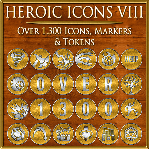 Heroic Icons 8