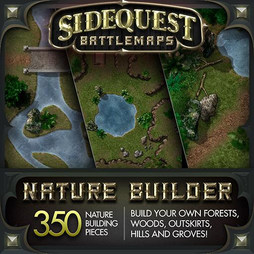 Sidequest Battlemaps: Nature Builder
