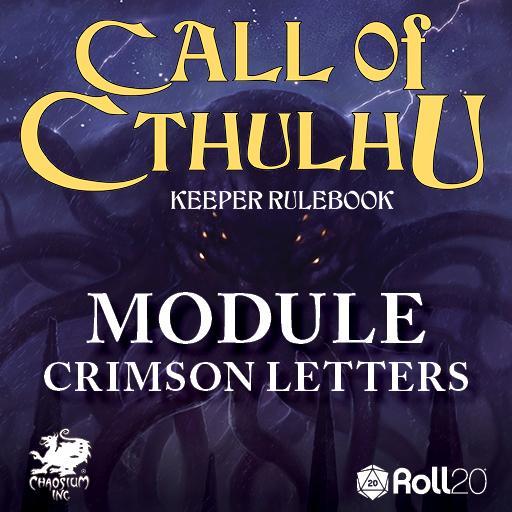 Keeper Rulebook: Crimson Letters