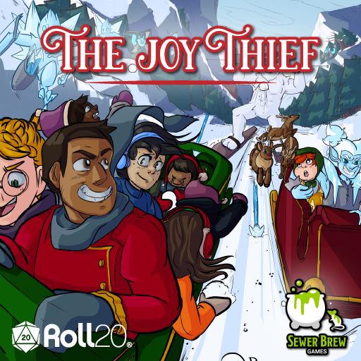 The Joy Thief