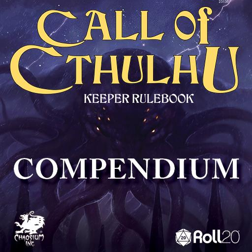 Keeper Rulebook Compendium