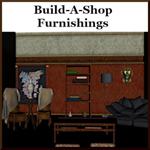 Build-a-Shop: Furnishing