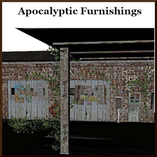 Apocalyptic Furnishings