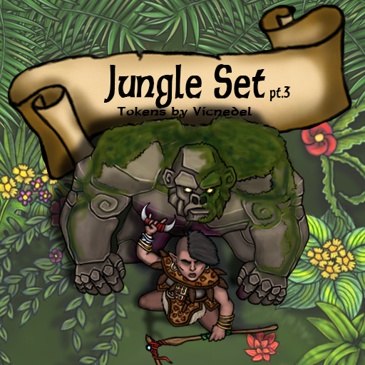 Jungle Set pt.3
