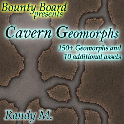 Cavern Geomorphs