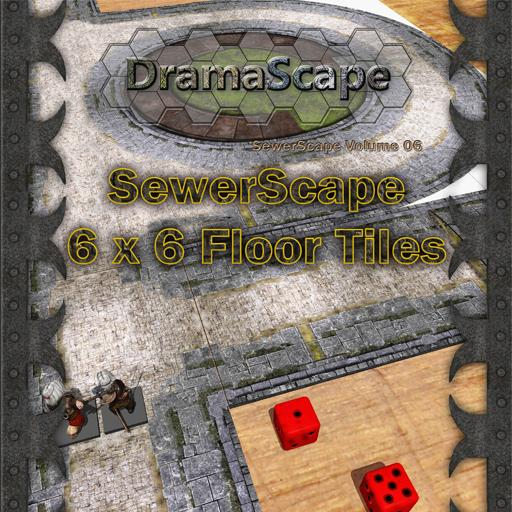 SewerScape Tiles