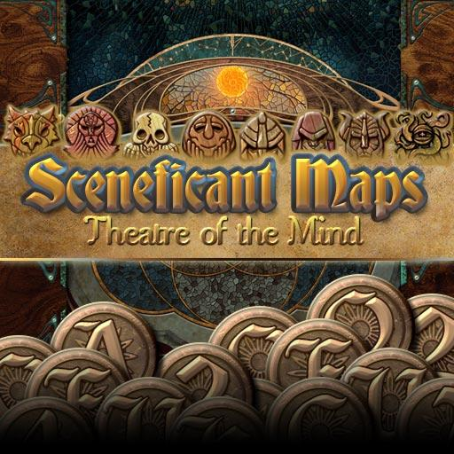 Sceneficant Maps: Theatre of the Mind