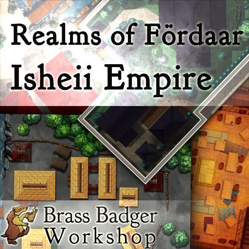 Isheii Empire Map Packs