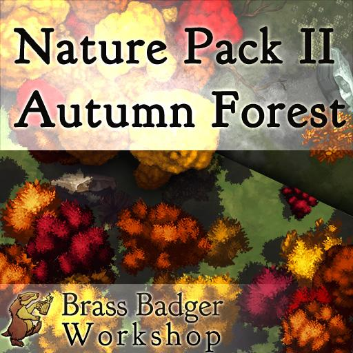 Nature Pack II - Autumn Forest