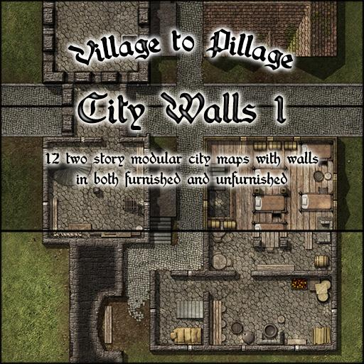 Village to Pillage: City Walls 1