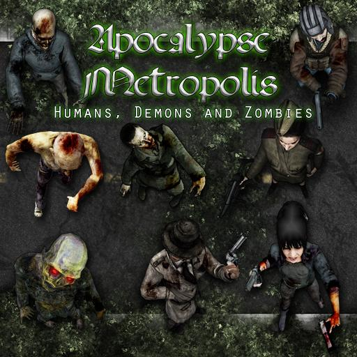 Apocalypse Metropolis: Humans, Demons, and Zombies