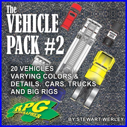 The Vehicle Pack 2