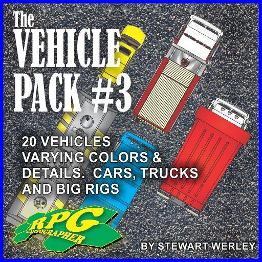 The Vehicle Pack 3