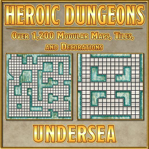 Heroic Dungeons: Undersea