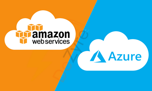 AWS vs Azure - A Key Comparison