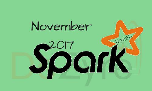 Apache Spark News 2017