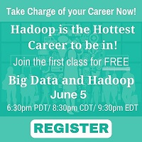 Free Demo Session Big Data and Hadoop
