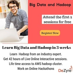 Live Online Hadoop Training