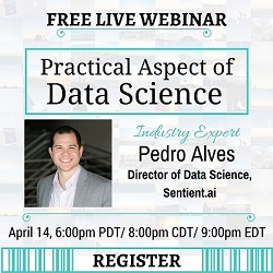 Free Live Webinar: Practical Aspect of Data Science
