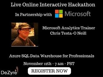 Live Online Interactive Hackathon