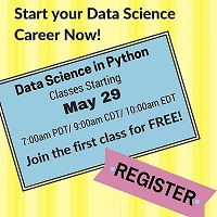 Demo Class for Data Science in Python