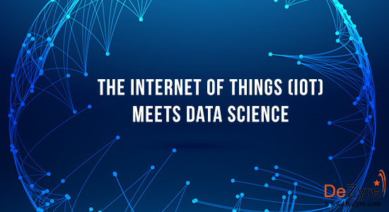 internet of things data science