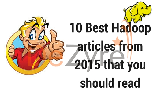 Best Hadoop Articles of 2015