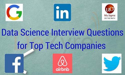 Data Scientist Interview Questions for Top Companies