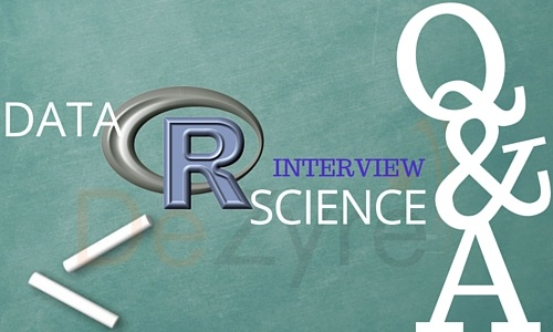 Data Science Interview Questions and Answers in R Programming