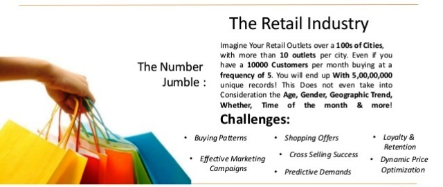 Challenges in Retail Big Data Analytics