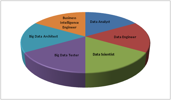 Big data job roles