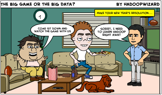 Business Intelligence vs Big Data Hadoop