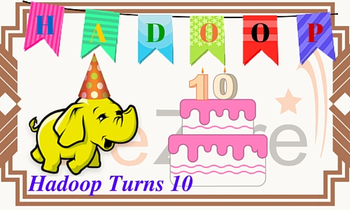 Apache Hadoop Turns 10