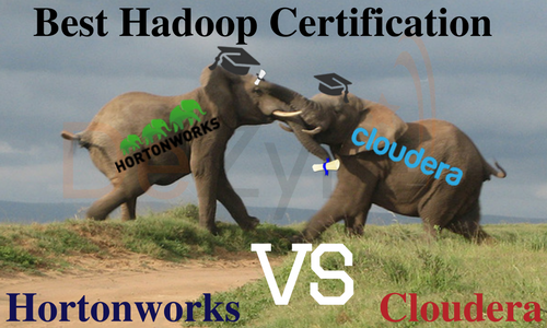 Which is the best Hadoop Certification?