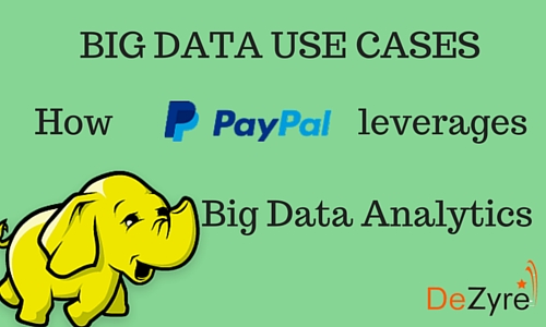 PayPal  BIg Data Analytics