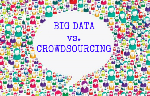 Big Data vs. Crowdsourcing Ventures - Revolutionizing Business Processes